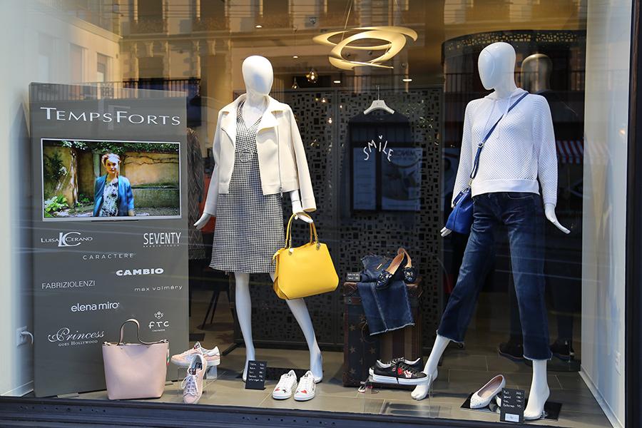 boutique de mode homme