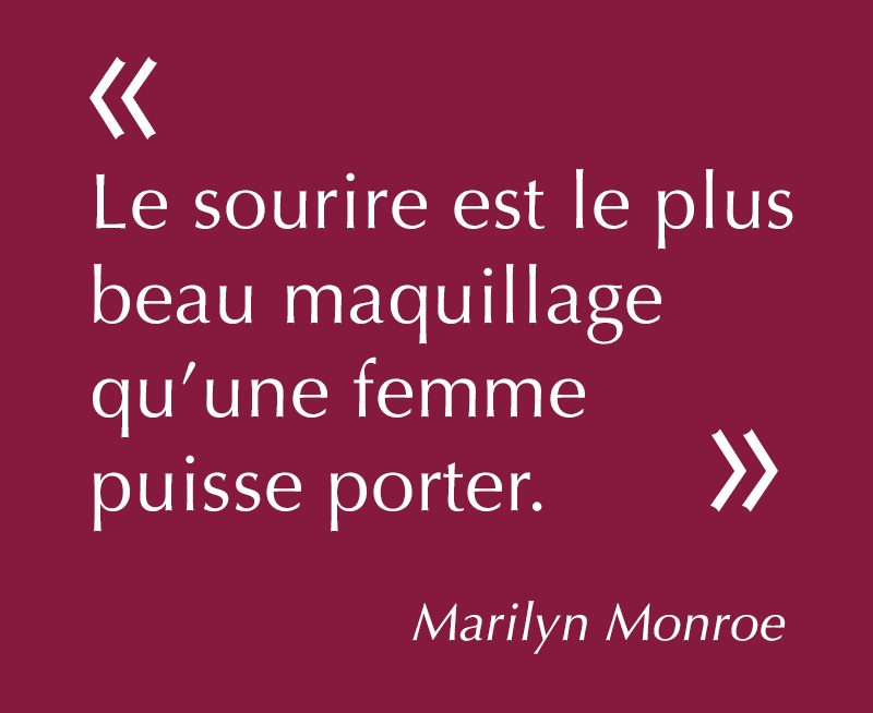 Citation - Marilyn Monroe